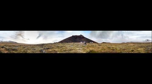 Iceland - Feb 2017 - Panorama 6
