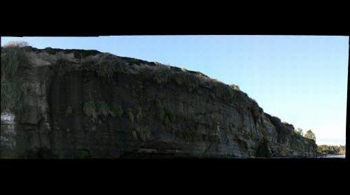 Capitola Beach Cliff