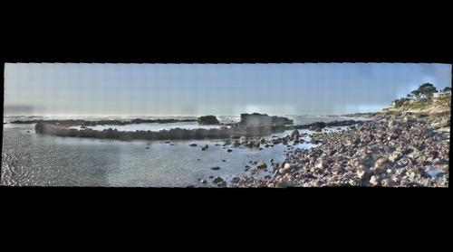 The Moss Beach Syncline
