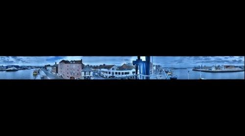 360 panorama Poole Harbour, UK