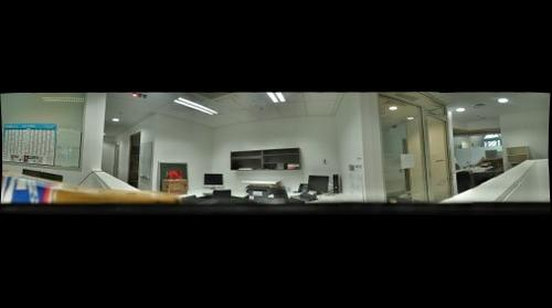 gigavision office stitch - test