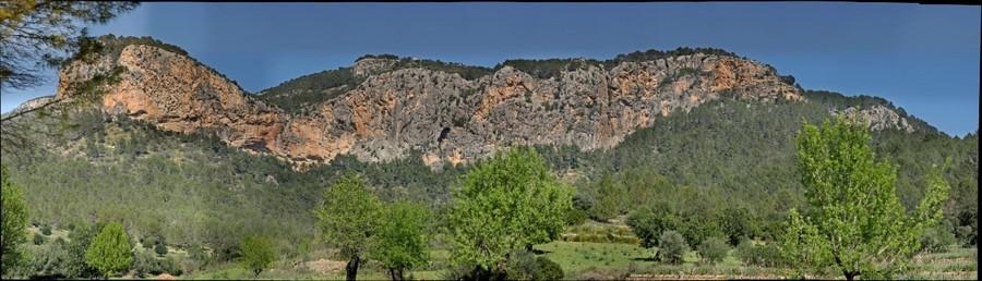 Tramuntana Fold and Thrust Belt Between Son Seralta and Es Verger, Mallorca