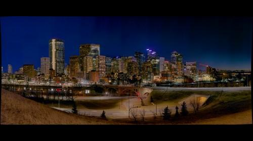 Earth Hour 2017 Calgary