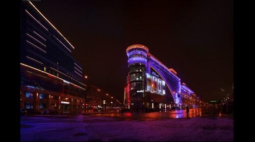 European Mall (Evropeisky) By: Khusen Rustamov