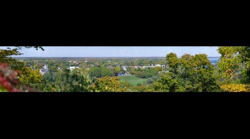 Picton (Ontario) fall colours