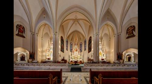 St Peter's | 2nd Blend Perspective - Fort Wayne, IN