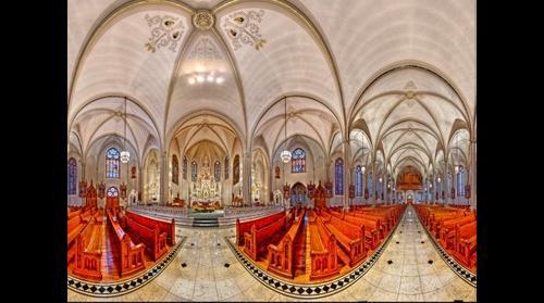 St Peter's | 2nd Blend Mercator [TONEMAPPED] - Fort Wayne, IN