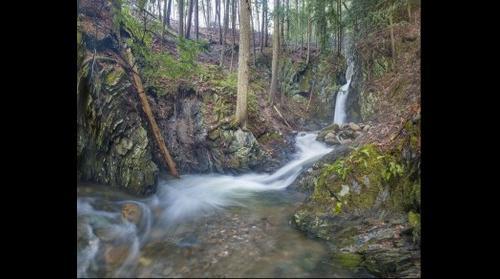 Glen Falls Brook Falls