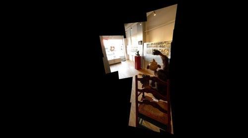Yvon Benoit à la galerie la petite mort gallery