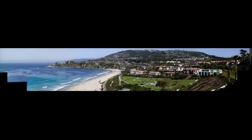 View from the Ritz-Carlton, Dana Point, California