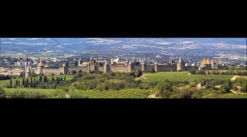La Cité de Carcasonne