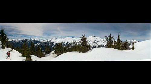 The other Snowking Pano 35mm