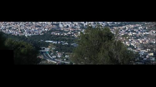 Θέα από τον Υμηττό