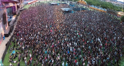 ROCK FEST BARCELONA 2017 gigaphoto