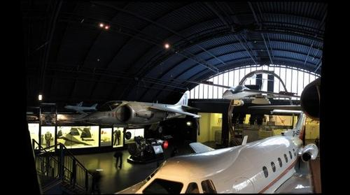 London Science Museum Plane Gallery, Kensington, London