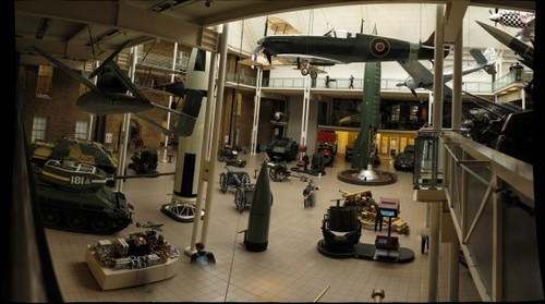 Imperial War Museum, Kennington, London
