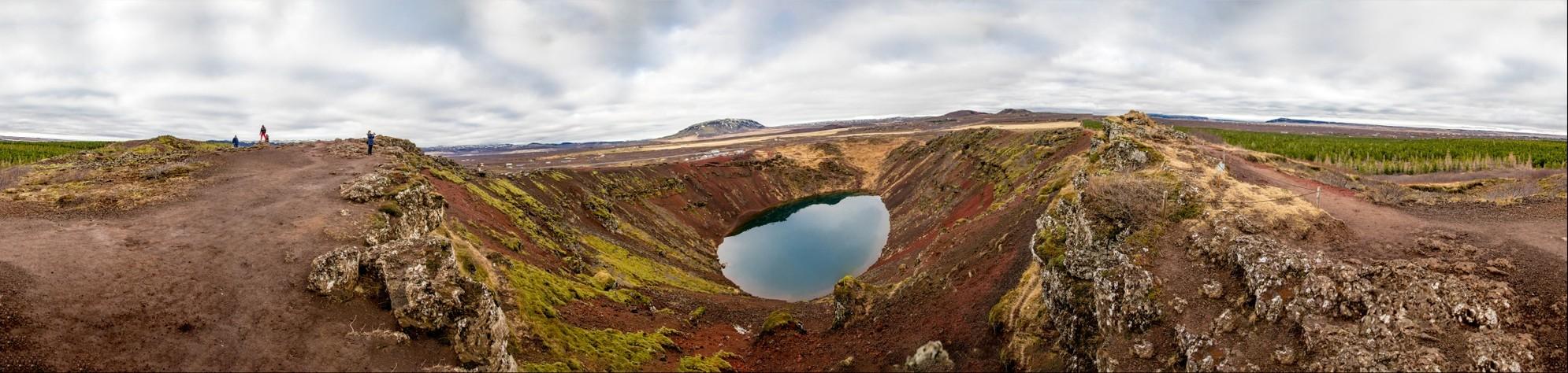 Iceland - Feb 2017 - Panorama 16