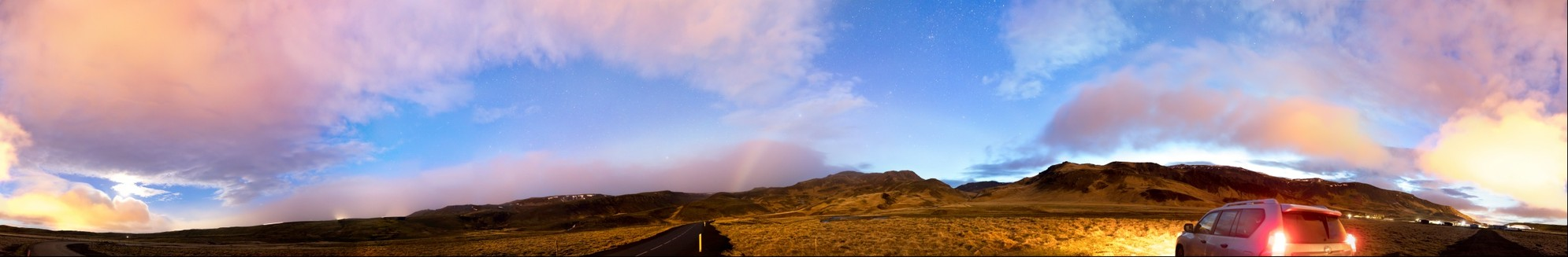 Iceland - Feb 2017 - Panorama 17