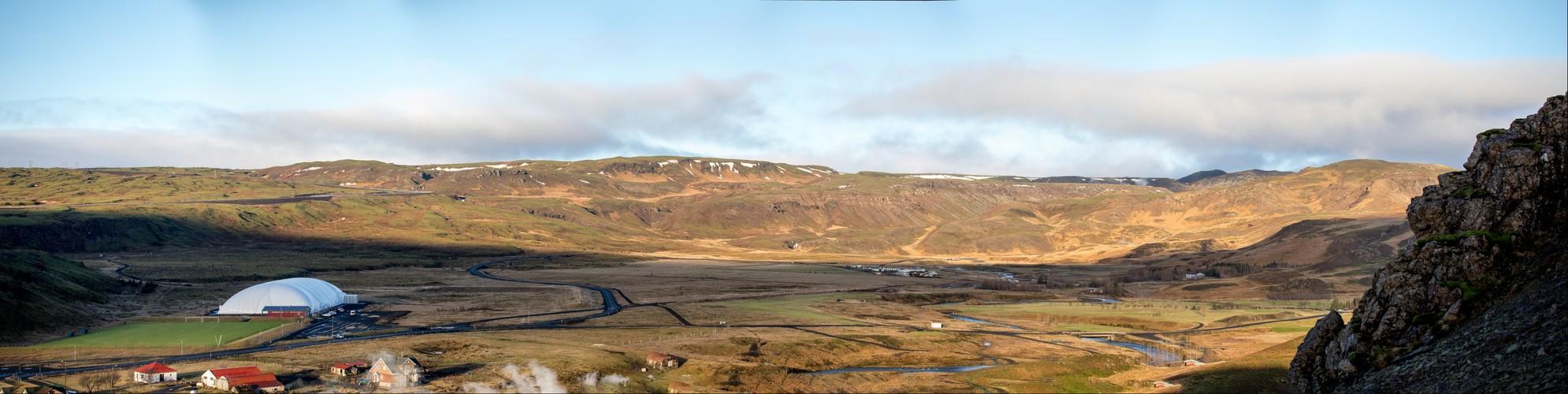 Iceland - Feb 2017 - Panorama 18