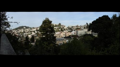 View from the West Side of Cole Valley