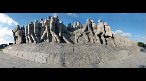 Monumento as Bandeiras