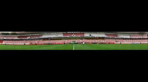Jogo Brasil x Perú no Gigante da Beira Rio Sport Club Internacional
