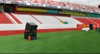 SuperFOTO do jogo Brasil x Peru - Preparativos no Estadio Gigante da Beira Rio - Porto Alegre - Brasil