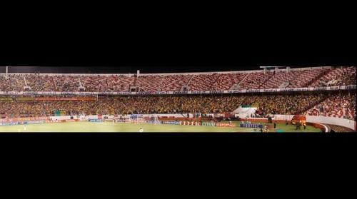 SuperFOTO do jogo Brasil x Peru - Estadio Gigante da Beira Rio - Porto Alegre - Brasil