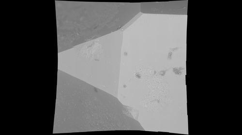Euhedral Quartz, 3265x