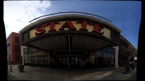 whereRU: State Theater Front Entrance