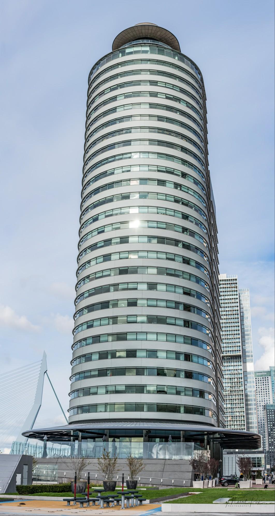 WPC World Port Center office building Rotterdam