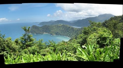 A Trinidad Bay