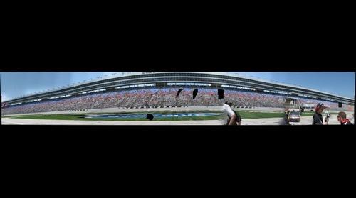Texas Motor Speedway O'Reilly 300