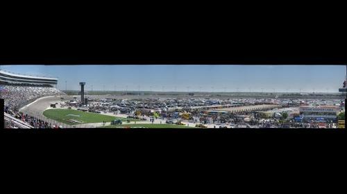 Texas Motor Speedway Pre Race Sunday