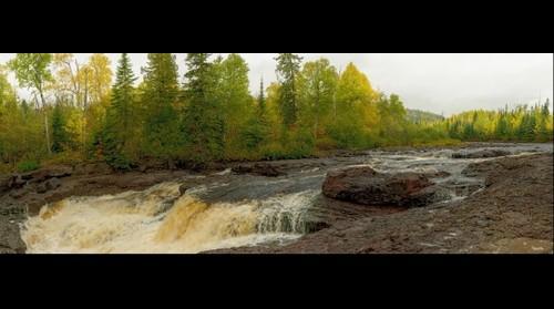 Temperance River, northern Minnesota