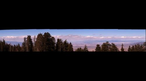 Sandia Eastward View