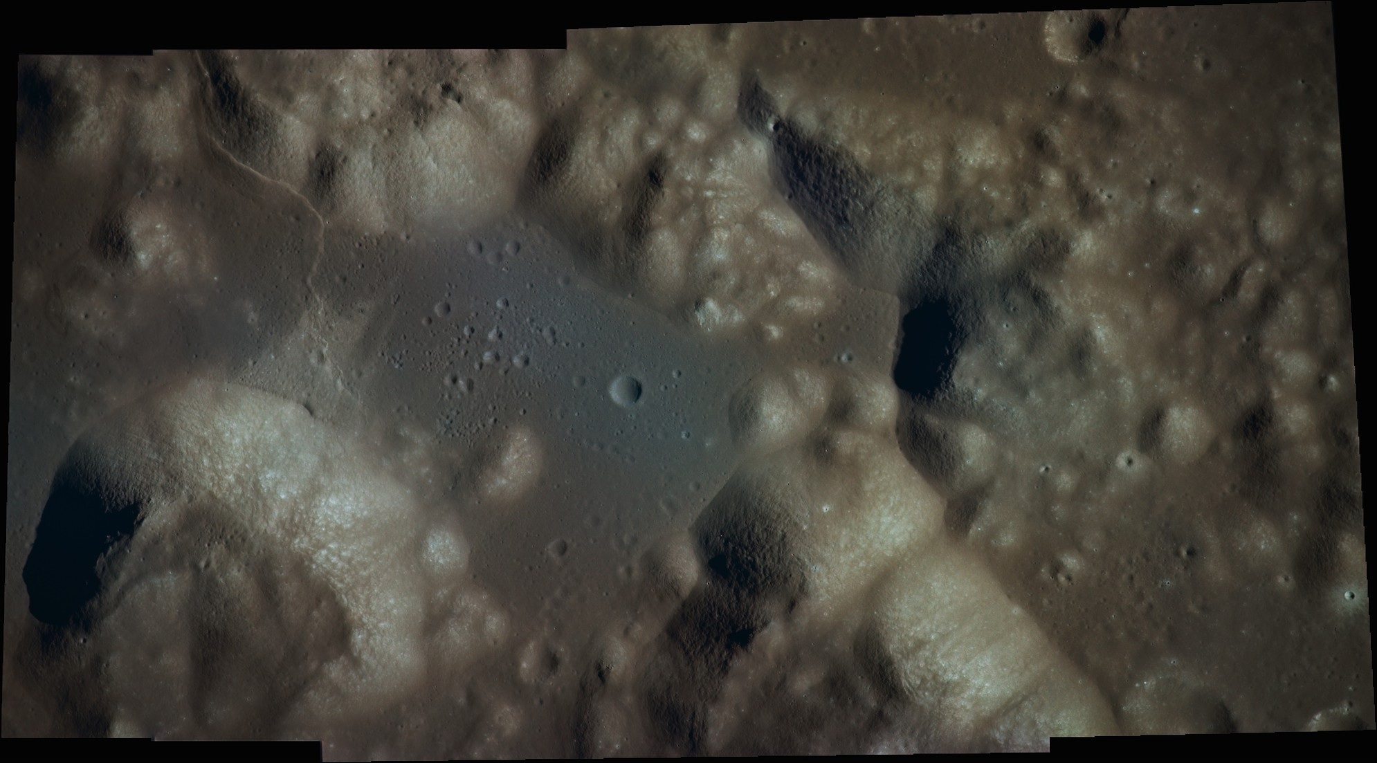 Apollo 17 Composite: Taurus-Littrow Valley