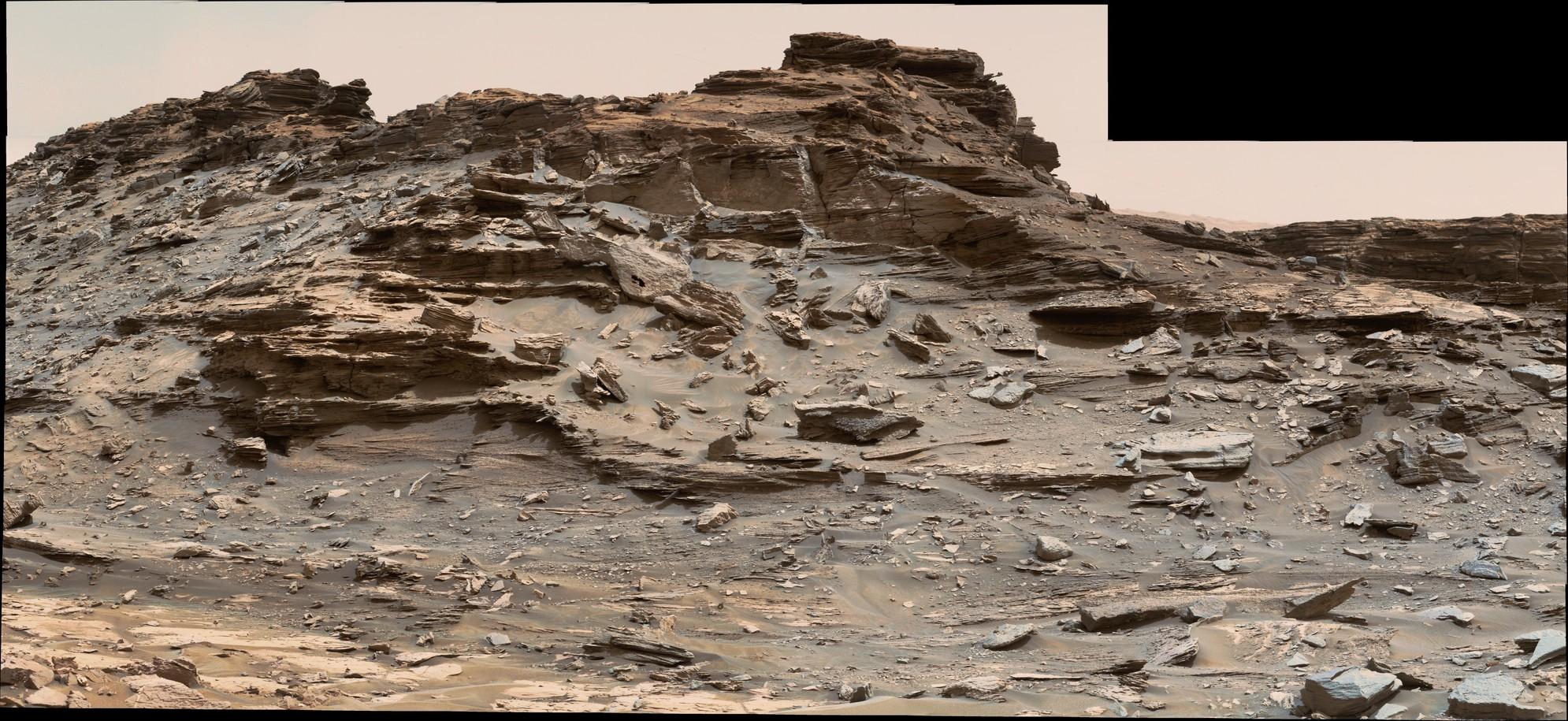 1448 SOL Curiosity Rover