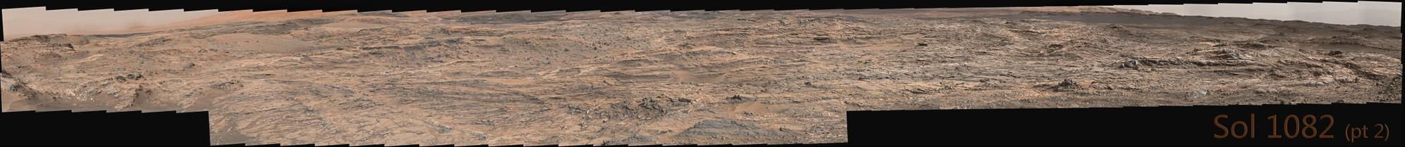 MSLCuriosity Rover Sol 1082 pt2