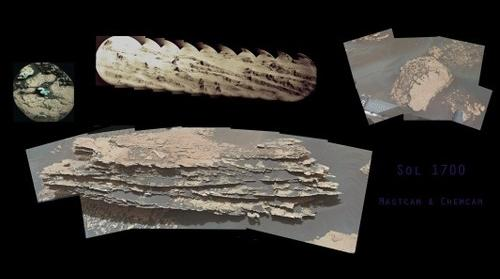 MSL Curiosity SOL 1700 - Mastcam & Chemcam (Jpeg with filters to sharpen)