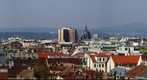 Vienna from Flak Tower