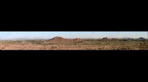 Hole In The Rock, Papago Park, Tempe, Arizona