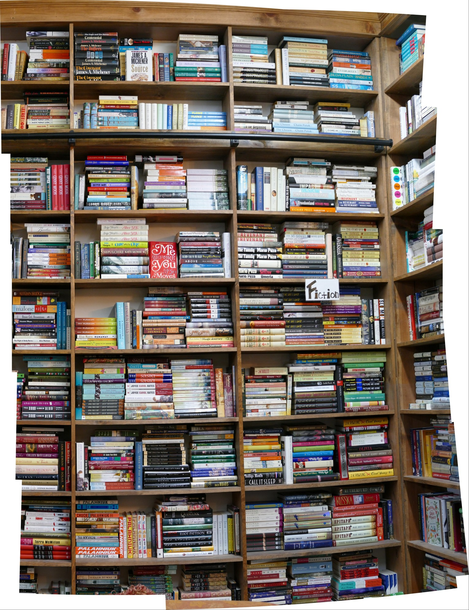 Books at BookHouse 6