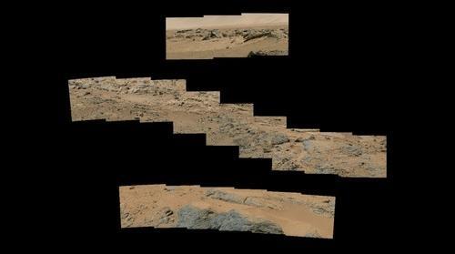Curiosity Rover Sol 563 & 565
