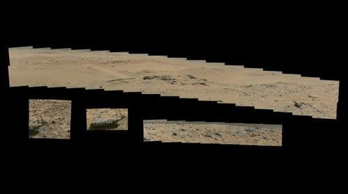 Curiosity Rover Sol 646, 647, 649 & 654