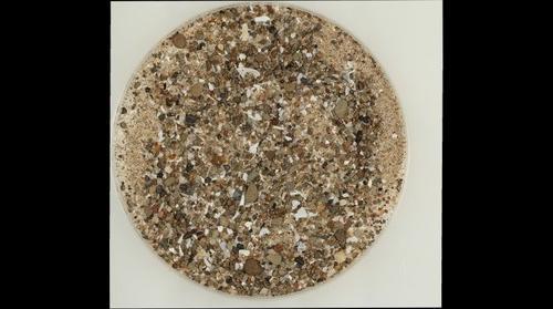 Sand from Lake Erie at Ashtabula, Ohio