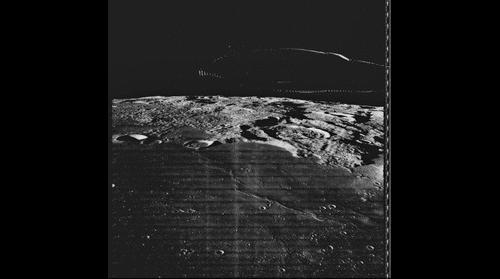 Lunar Orbiter 3-213 M