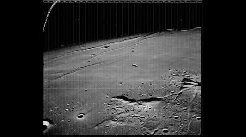 Lunar Orbiter 3-161 M