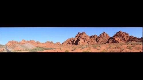 Valley of Fire - Near Elephant Rock