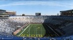 University of Michigan Stadium - Spring Game 2009 - South end zone